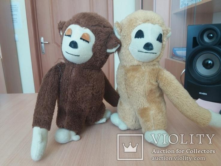 Винтажные обезьянки, фото №7