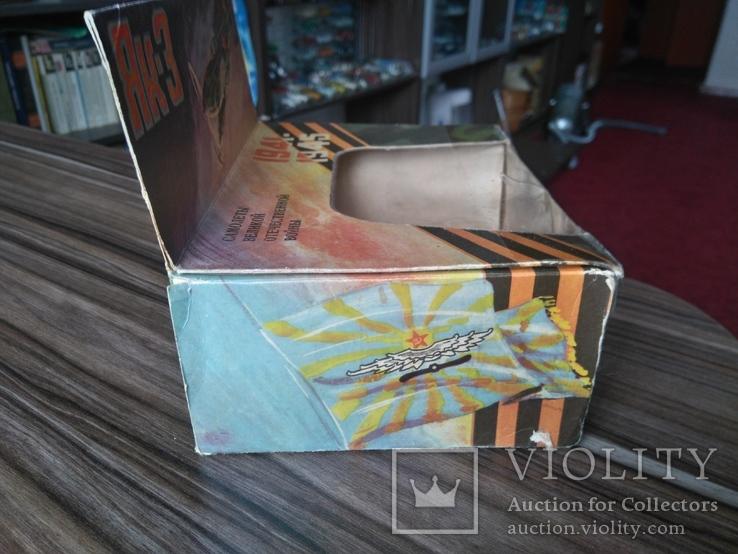 Коробка к модели як - 3 СССР 1 : 72, фото №3