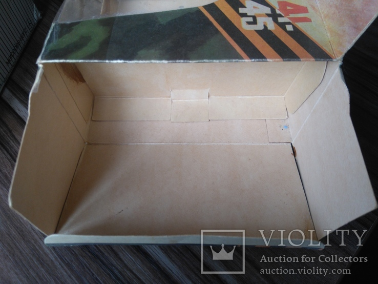 Коробка к модели як - 3 СССР 1 : 72, фото №7