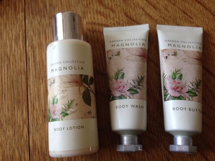 Набор для тела magnolia