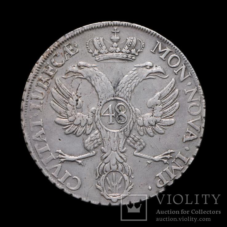 Талер 1752, Вольный Город Любек