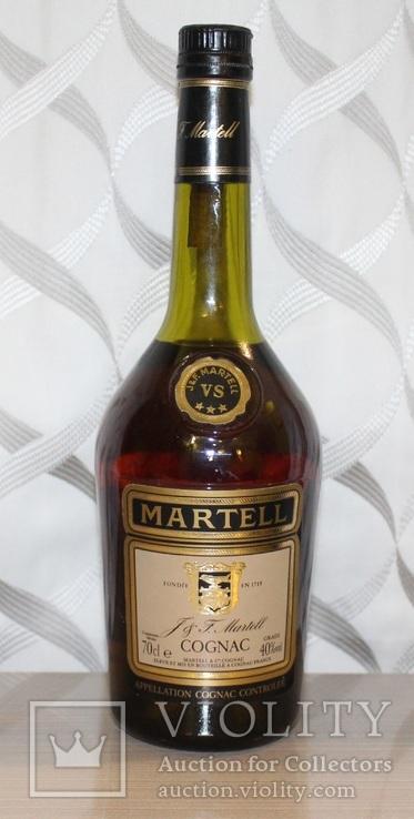 Martell V.S. *** Cognac - 1980s