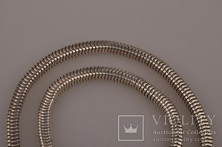 Цепочка Серебро 925., фото №3