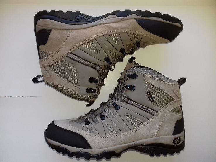 Ботинки Jack Wolfskin из Натуральной Кожи (Розмір-40\25.8)