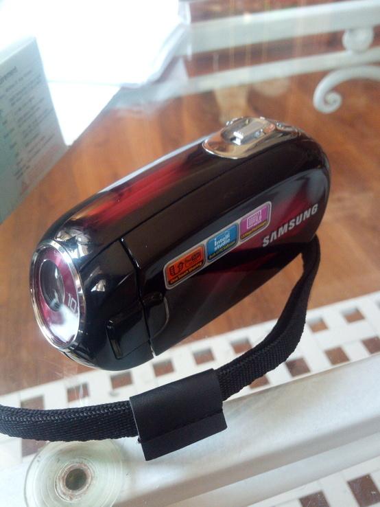 Видеокамера самсунг цифровая
