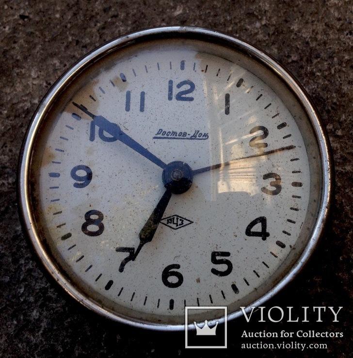 baaf5ff3 Настольные часы 1957-го года Ростов - Дон (РЧЗ) - «VIOLITY» Auction ...