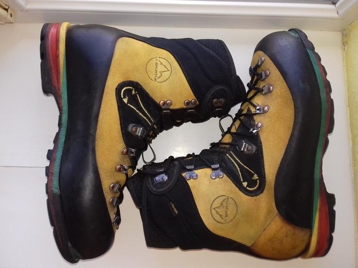 Ботинки La Sportiva Evo из Натуральной Кожи (Розмір-47\30)