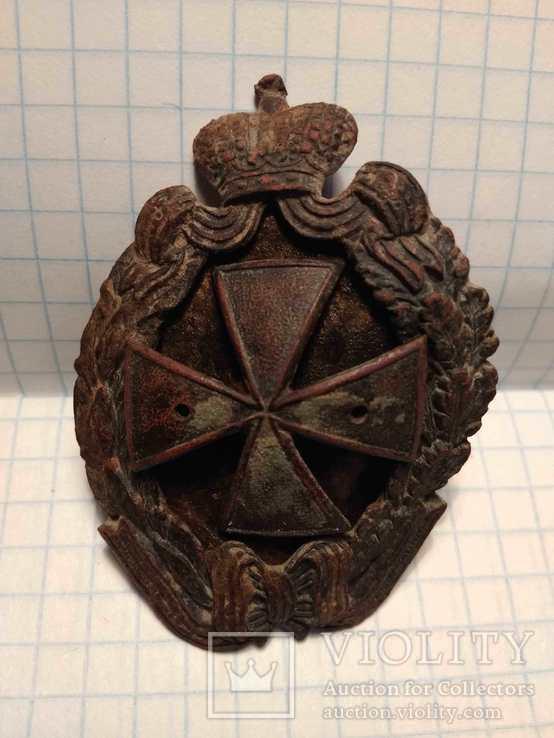 Полковой знак 95-го пехотного Красноярского полка