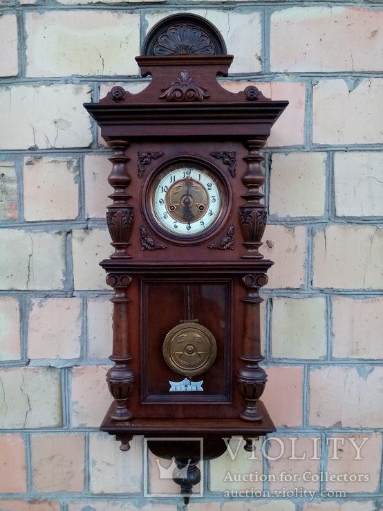 Часы Gustav Becker