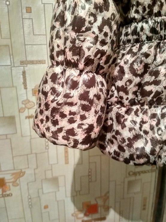Куртка теплая H&M на рост 110(3-4 года), фото №8