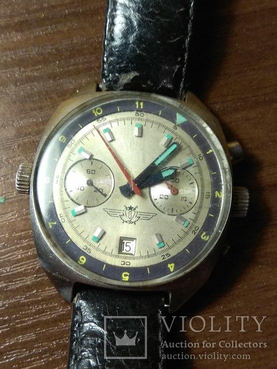 Часы Штурманские хронограф