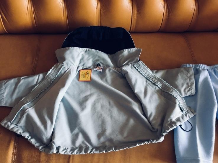 Комплект: куртка-ветровка, брюки, новый, фото №6