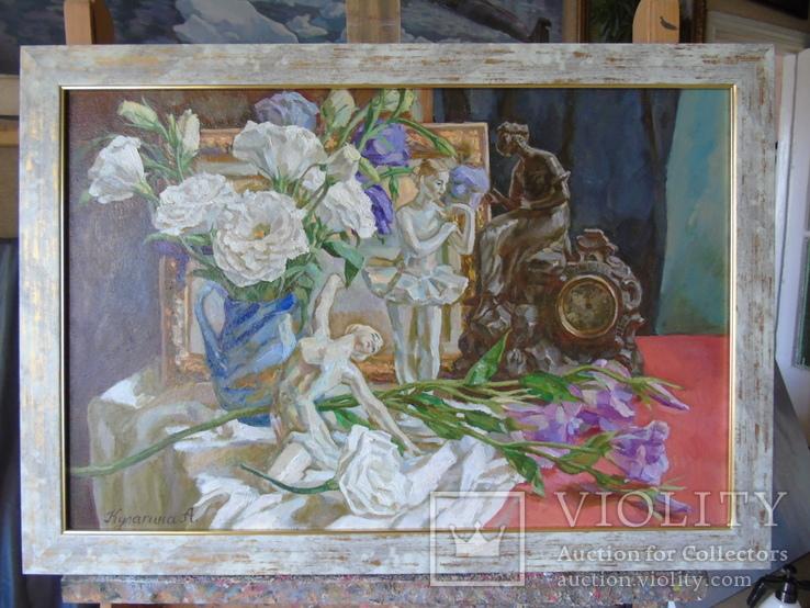 Картина натюрморт, фото №2