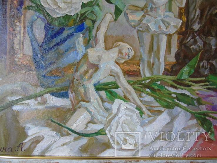 Картина натюрморт, фото №4