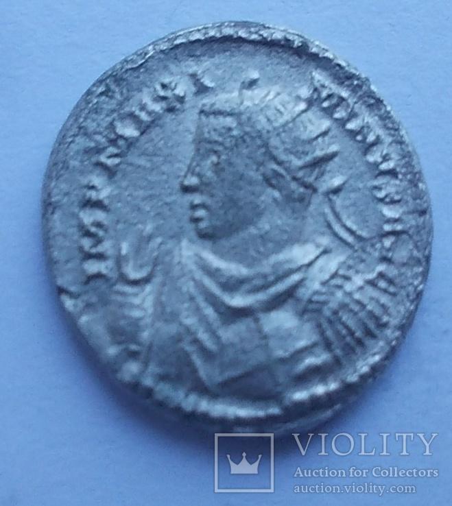 Аргентеус Максимин 2 Даза соправитель Диоклетиана