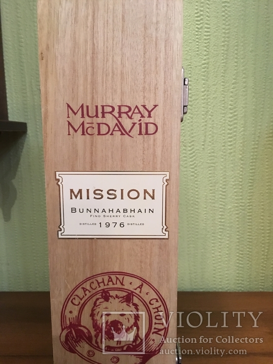Виски MURRAY McDAVID - 1976 год.