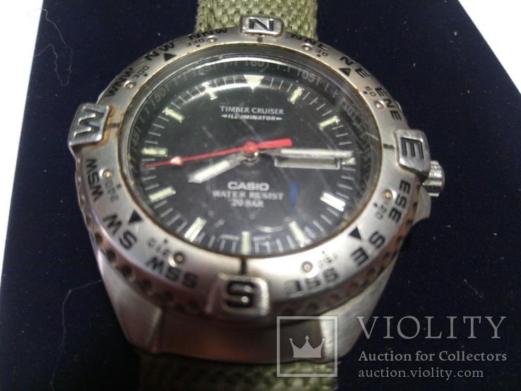 Часы CASIO timber cruiser