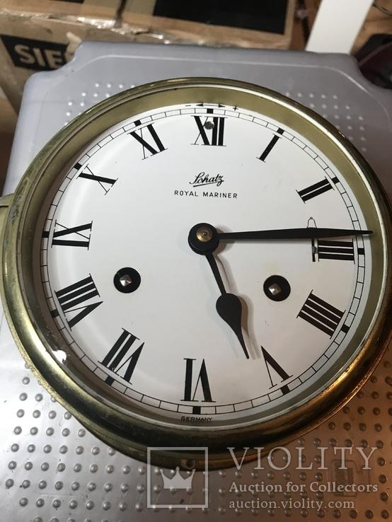 Часы морские,каютные от Schatz