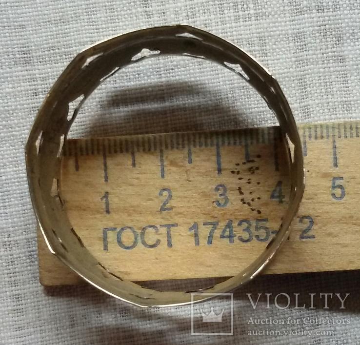 Кольцо для салфетки, фото №3