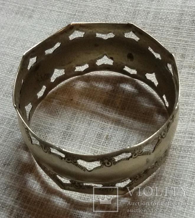 Кольцо для салфетки, фото №6