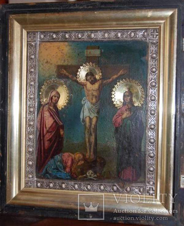 Икона с Распятием, фото №2