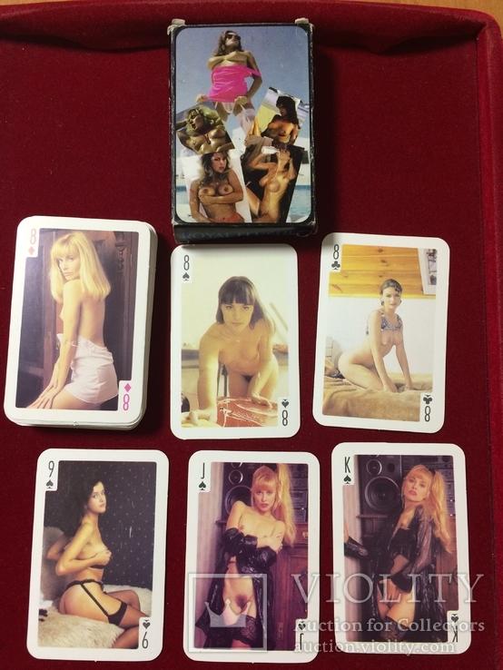 Порно играть эротические карты красивая азиатка