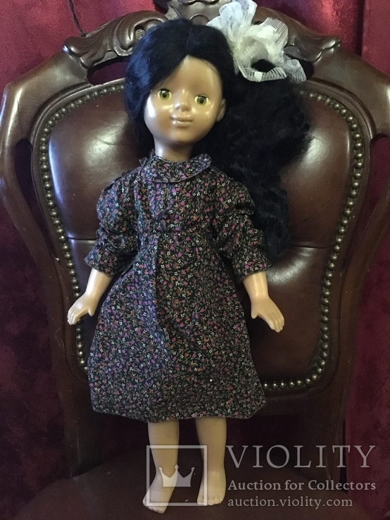 Кукла СССР, паричок.