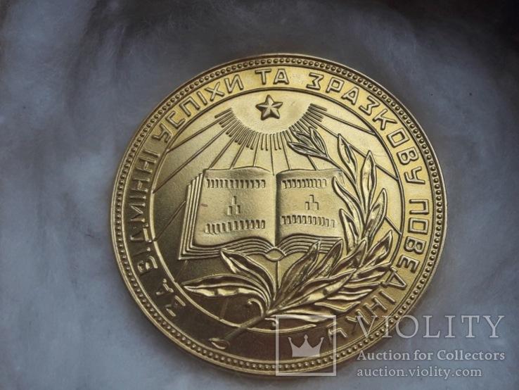 Школьная золотая медаль