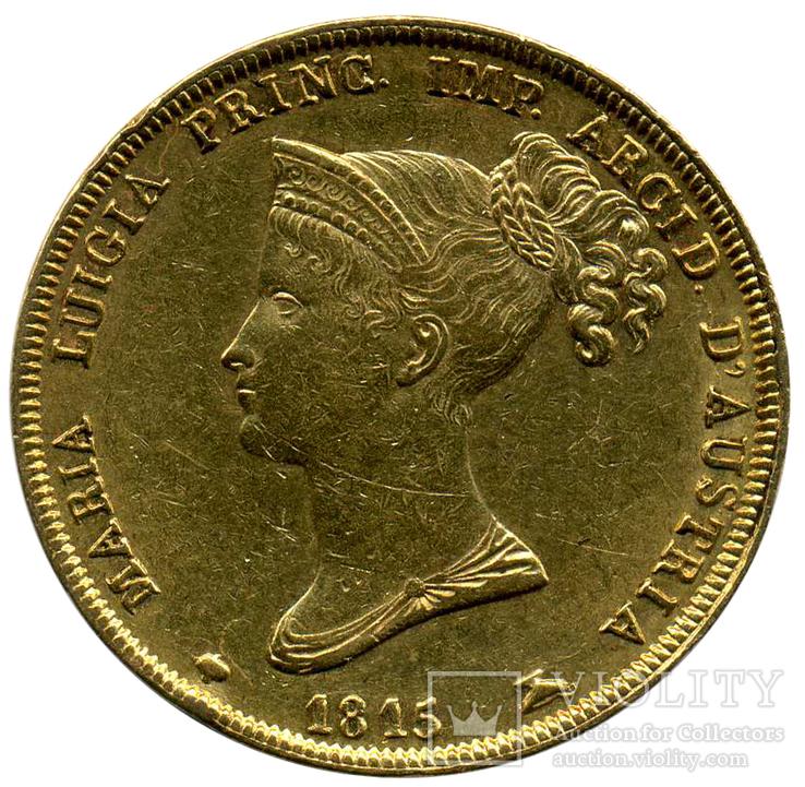 40 Лир 1815г. Италия