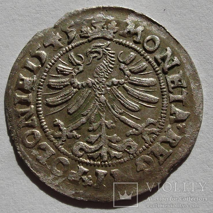 Коронный грош 1545