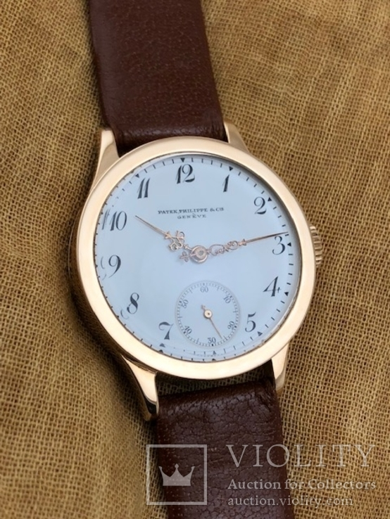 Часы Patek Philippe 18 карат.