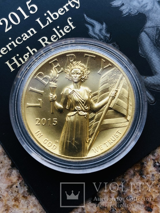 100$USA 2015г
