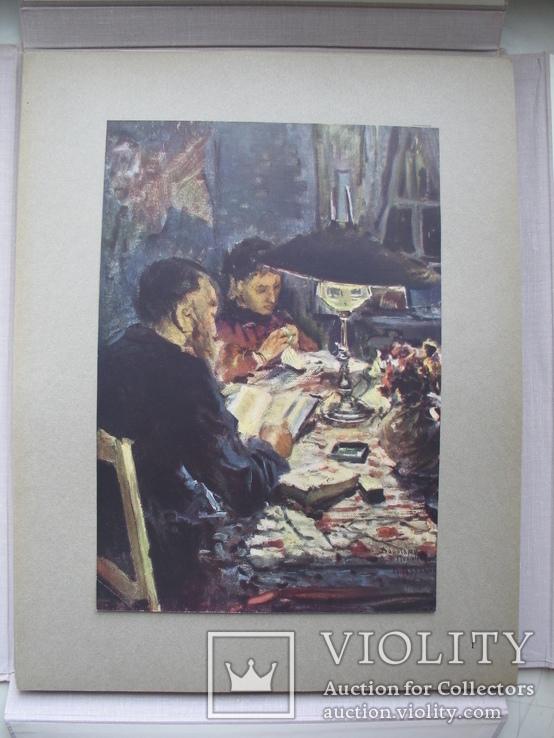 Константин Коровин, альбом репродукций (40 шт.),1964 г.,тираж 10 000, фото №6