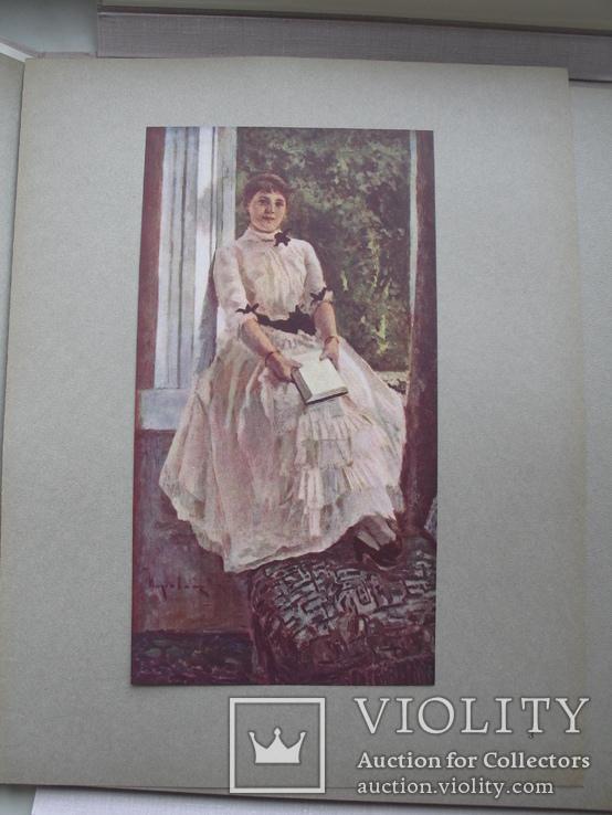 Константин Коровин, альбом репродукций (40 шт.),1964 г.,тираж 10 000, фото №7
