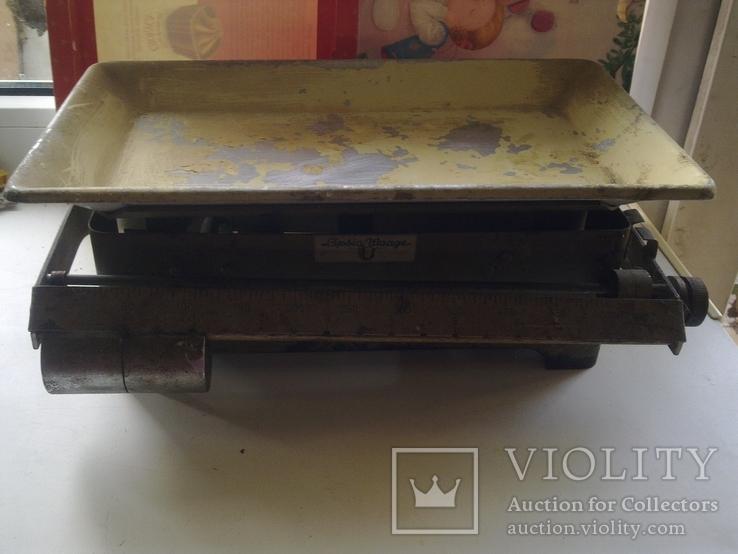Липсийские кухонные весы, фото №2