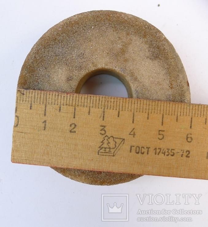 Круги абразивные СССР №16. Диаметр - 60 мм. - 130 мм, фото №5