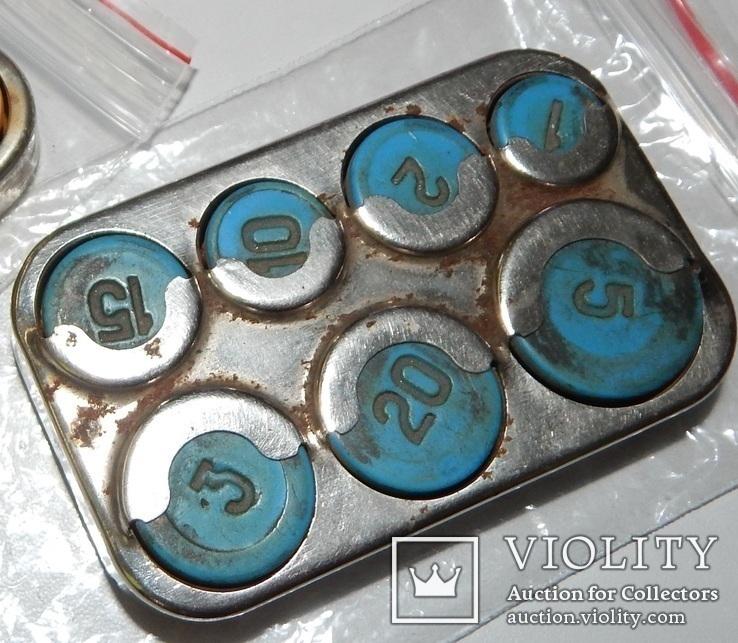 Кошельок Монетниця для монет СССР 2 штуки, фото №7