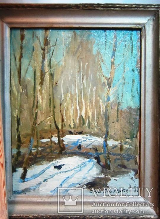 Три работы заслуженного художника Украины Алексея Полякова., фото №4