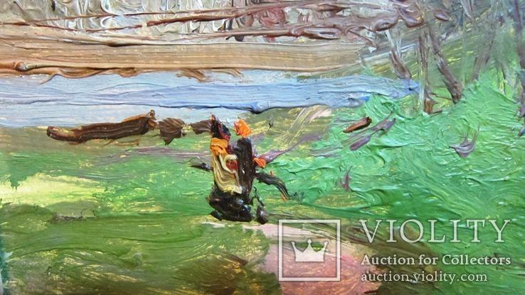 Три работы заслуженного художника Украины Алексея Полякова., фото №9
