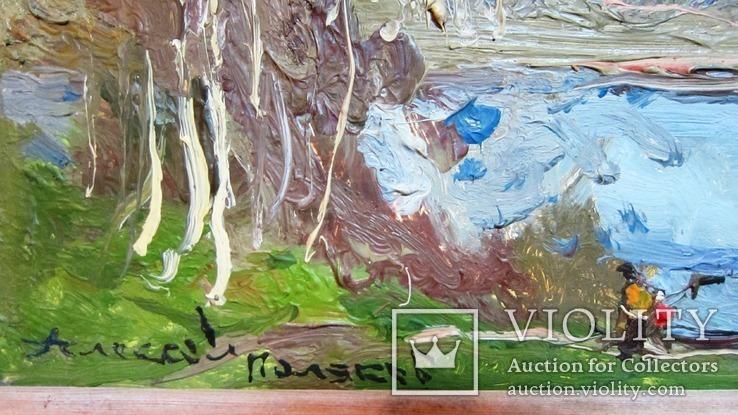 Три работы заслуженного художника Украины Алексея Полякова., фото №12