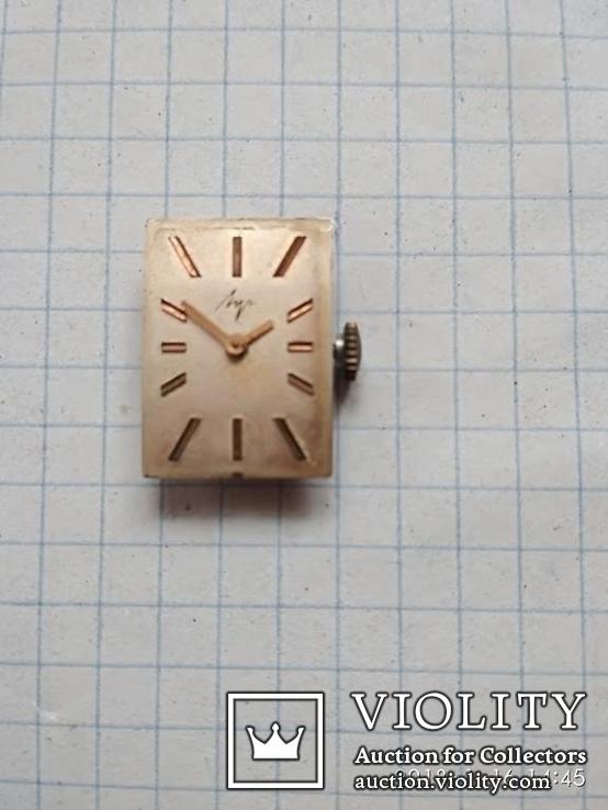 Механізм циферблат скло годинника