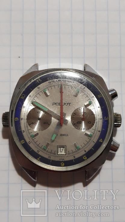 Часы Полет(хронограф)2