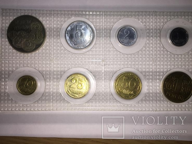 Набір монет України 1996 року