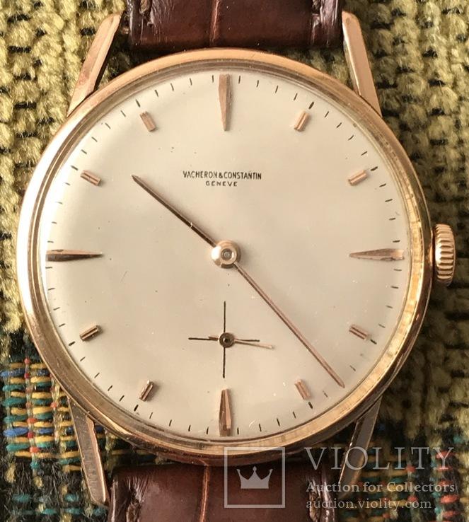 Часы Vacheron & Constantin 6484, d 34 мм. без з.головки