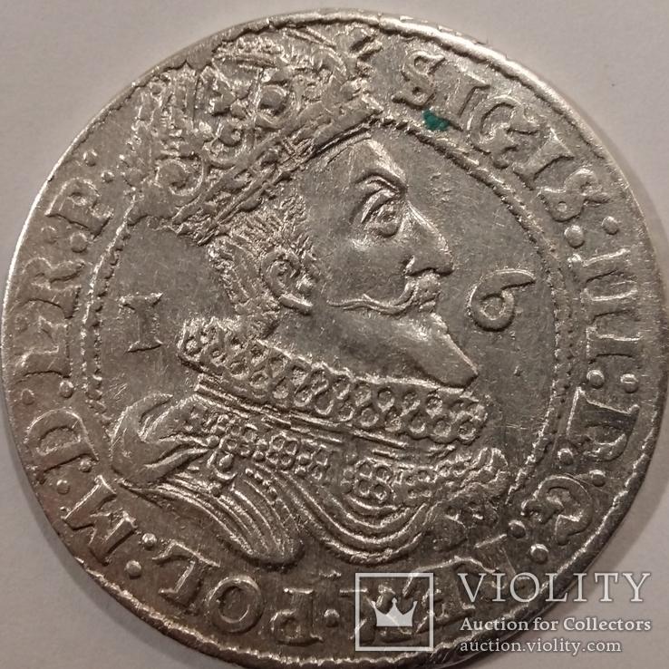 Орт 1626 год