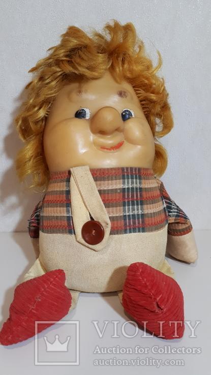 Старая игрушка Карлсон., фото №2