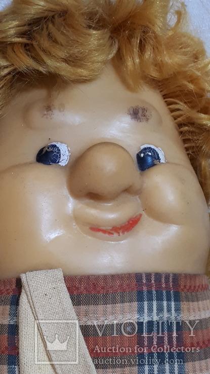 Старая игрушка Карлсон., фото №3
