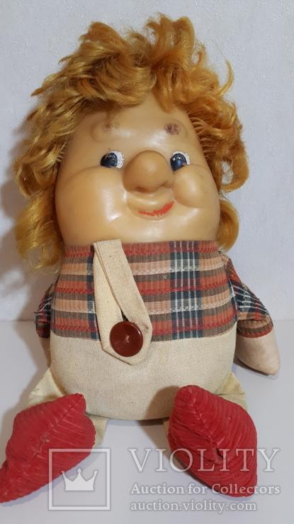 Старая игрушка Карлсон., фото №4