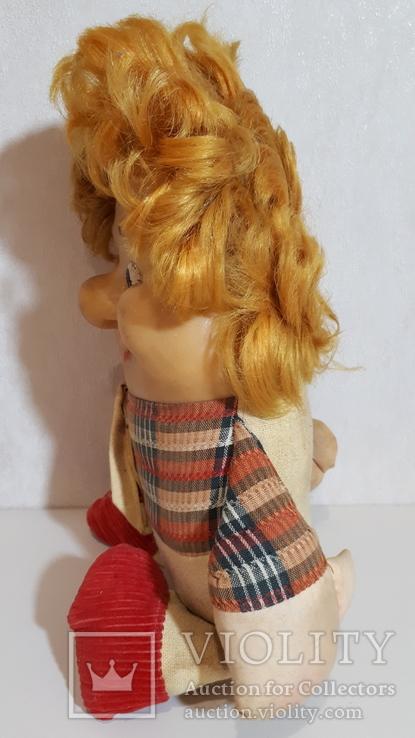 Старая игрушка Карлсон., фото №5