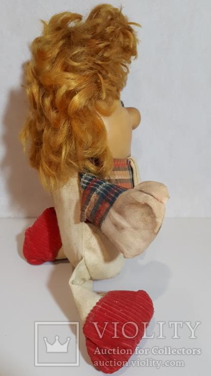Старая игрушка Карлсон., фото №8